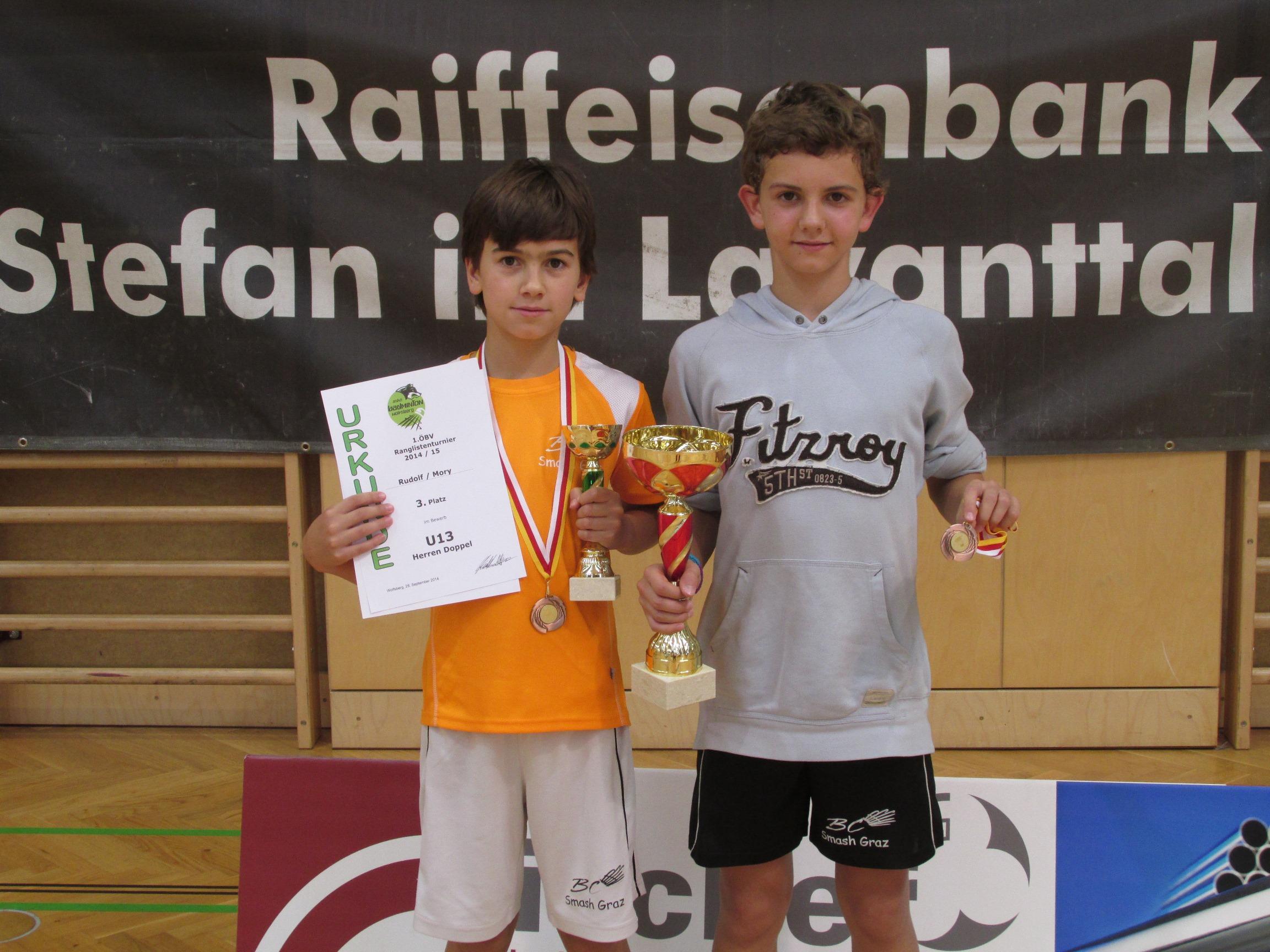 Tobias und Nico in Wolfsberg 2014