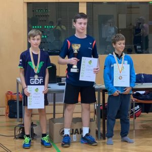 Schüler RLT in Wolfsberg – 2 x 2. Platz
