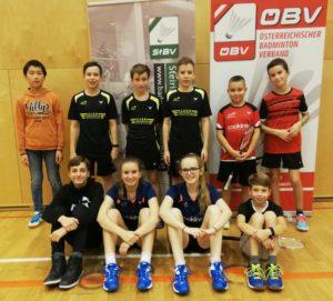 2 x Gold bei den Österreichischen Meisterschaften der Schüler