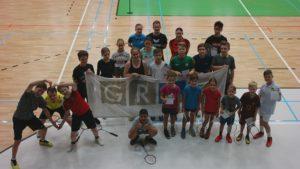 1. Sommer-Badminton-Camp für Kids